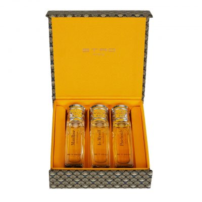 ETRO- TRIO GIFT SET(Manrose, Io Myself & Patchouly)