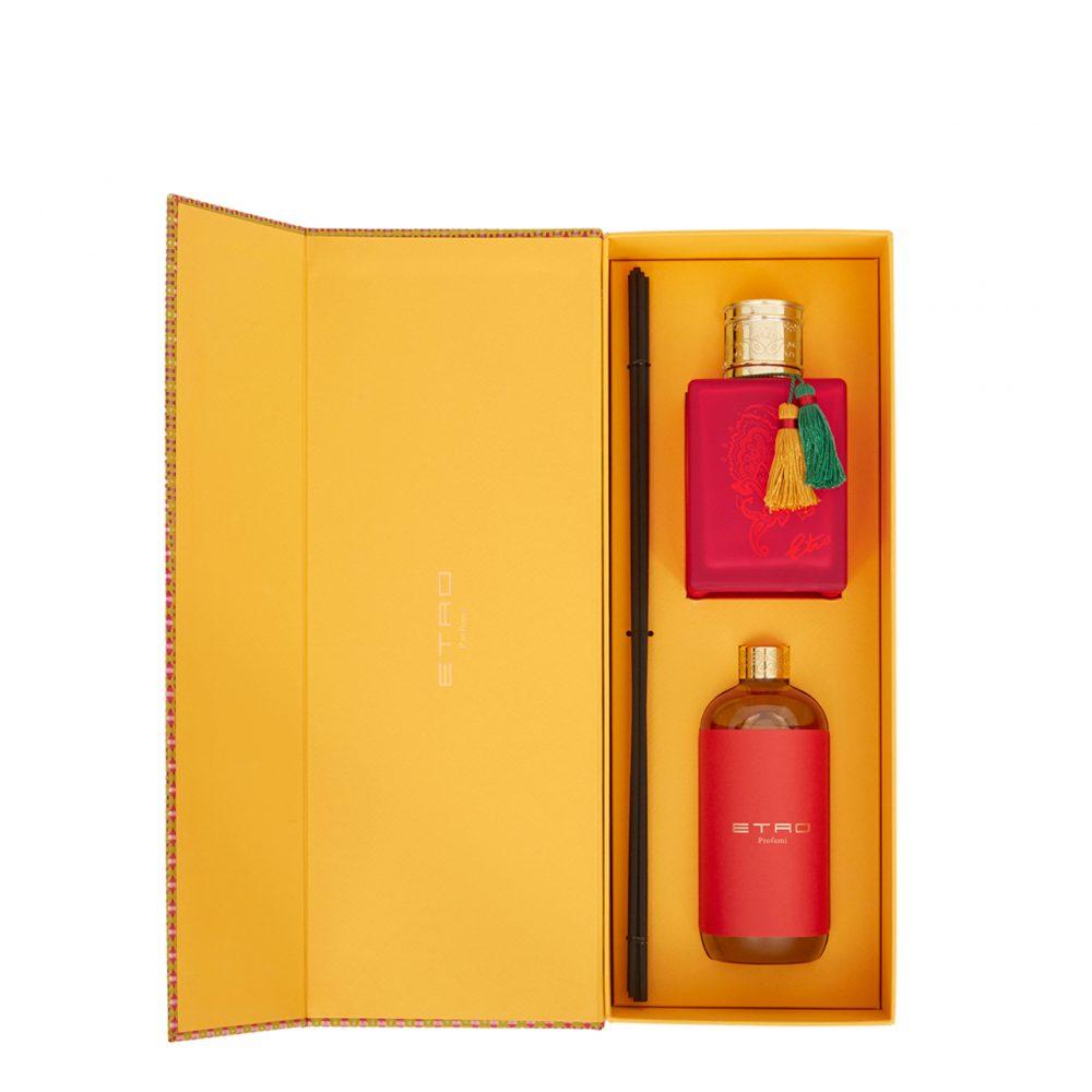 ETRO- EOS Kit Orange Difusor