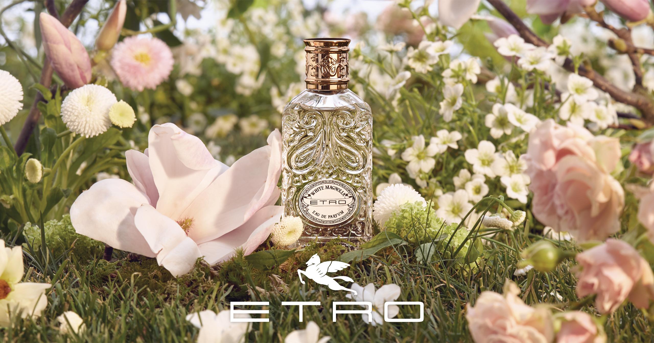 ETRO White Magnolia