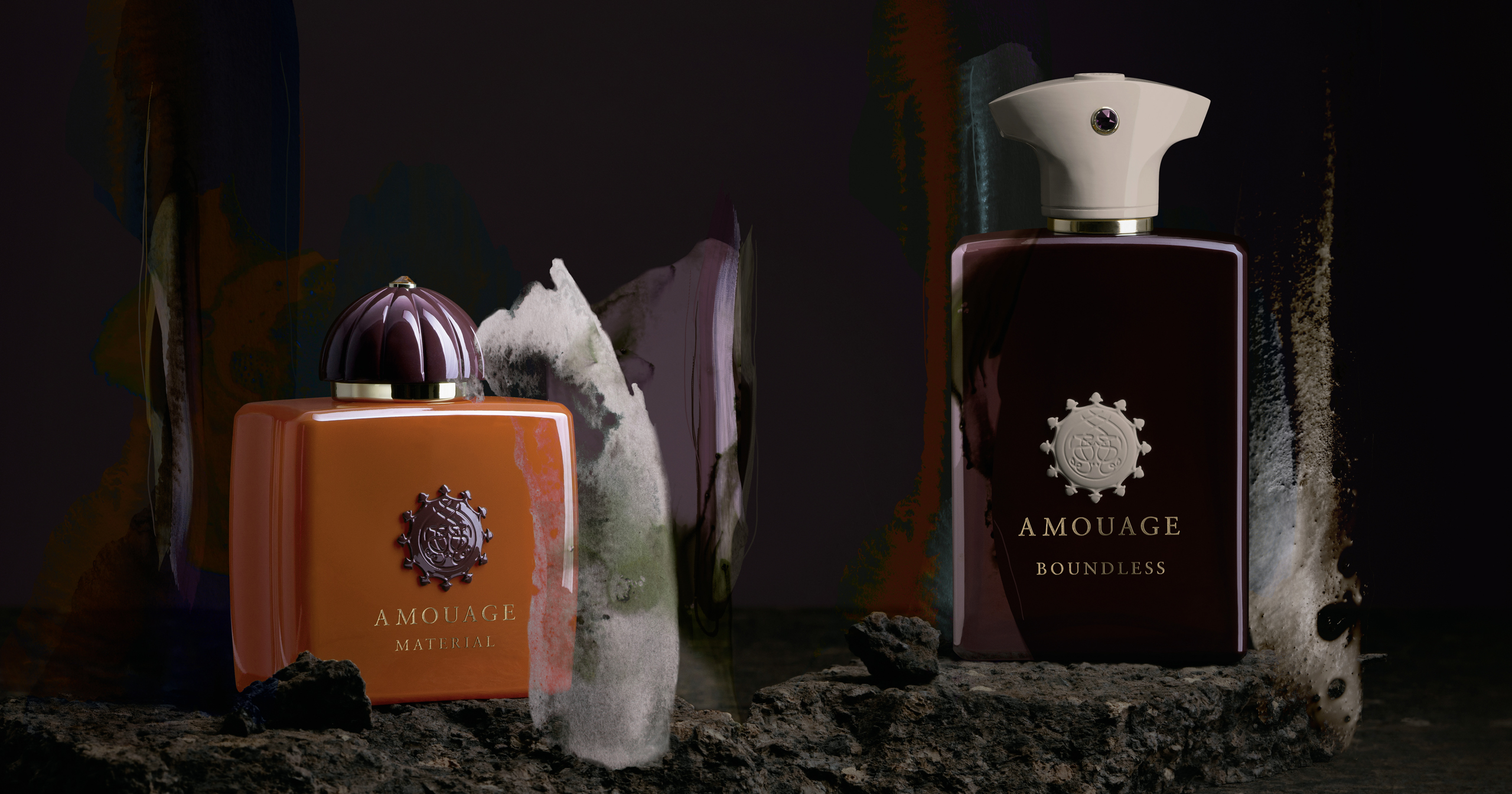 Material & Boundless AMOUAGE