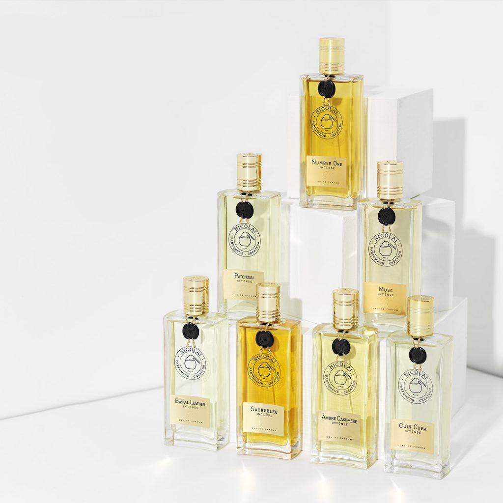 Intense collection Nicolaï perfumes nicho