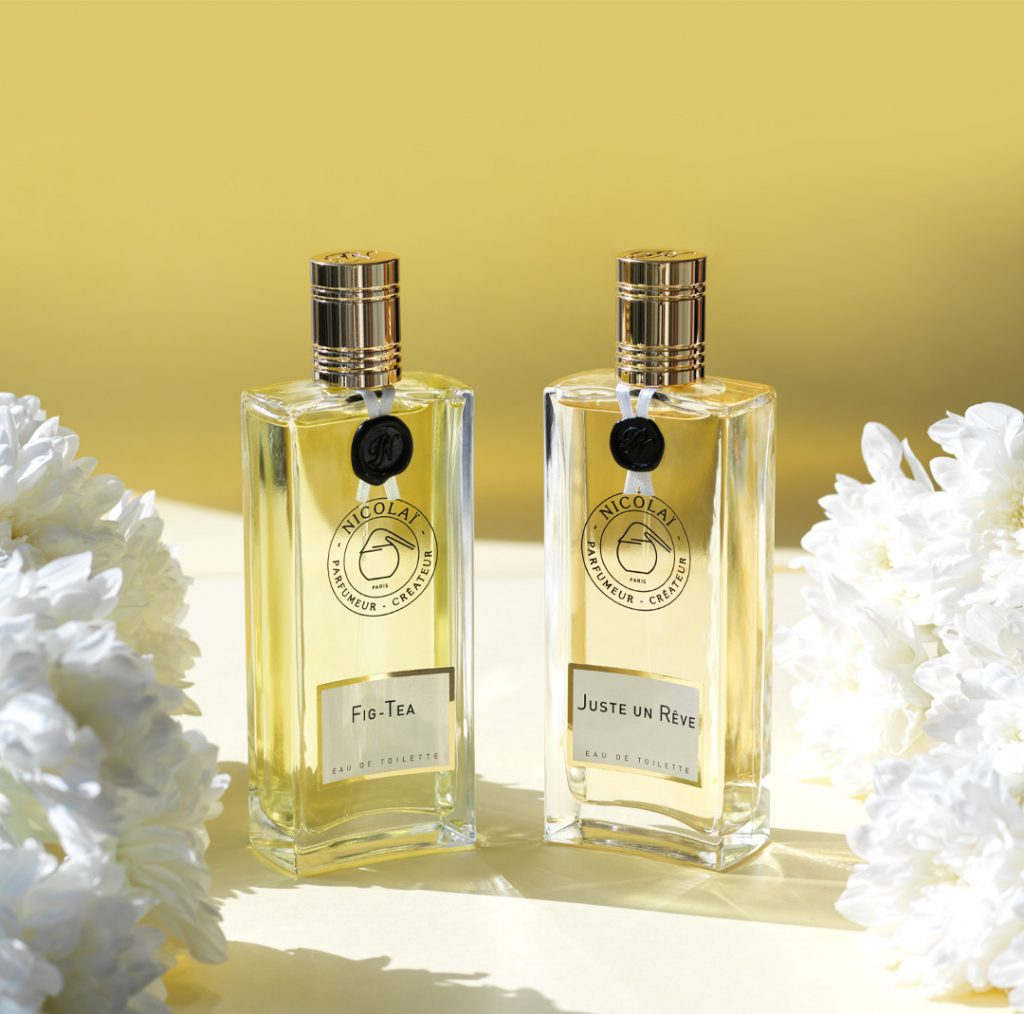 Eau de Toilette Collection Nicolaï perfumes nicho baratos