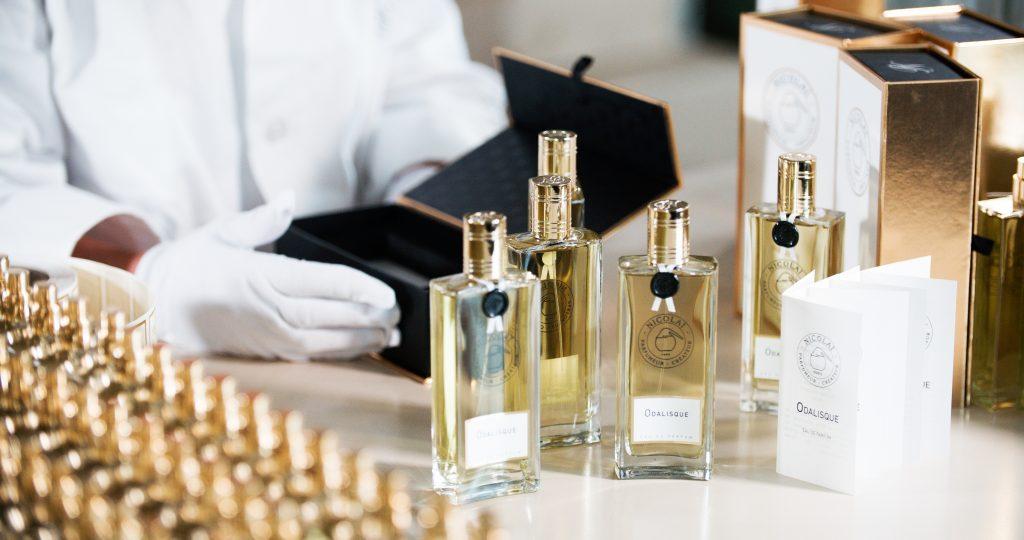 Nicolaï Parfumeur Createur  perfumes nicho