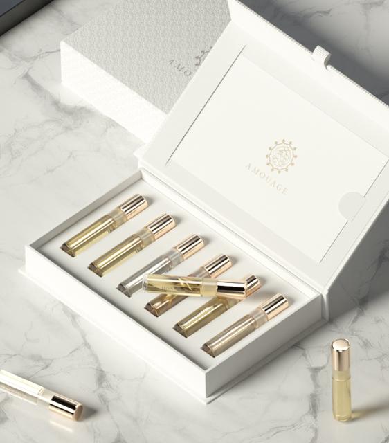 sets de viales perfumes nicho