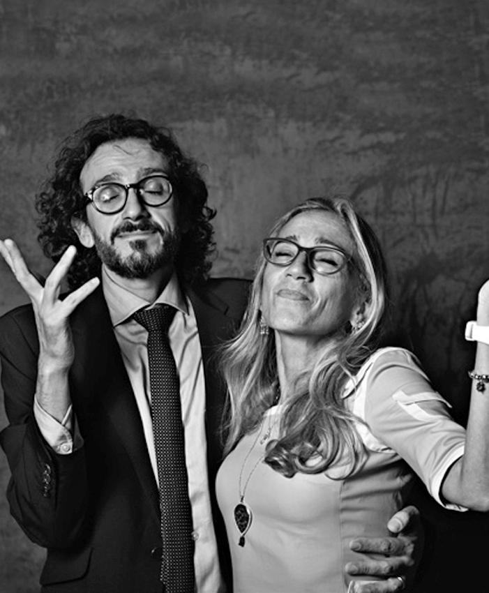Paolo y Tiziana Terenzi